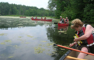 NRWA summer workshop for teachers
